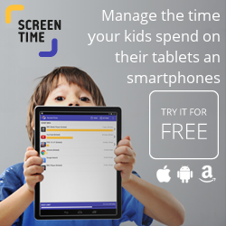 screen time parental control