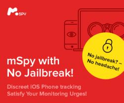 mspy without jailbreak