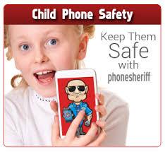 keep your child safe with phonesheriff