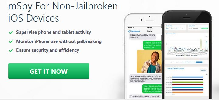 mspy for iphone ipad no jailbreak solution