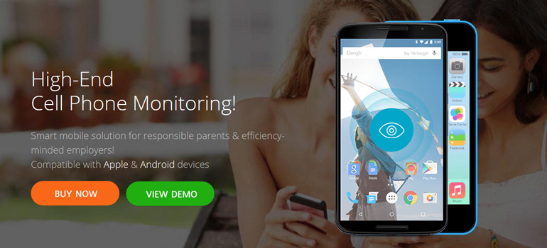 phone spy monitoring