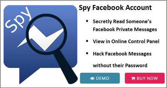 spy hack facebook messages without their password