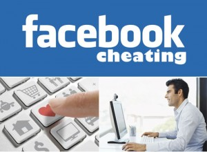 spouse cheating on facebook