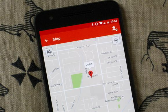 how to track someones iphone location from my android