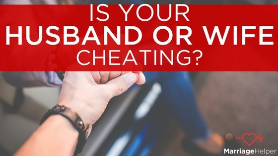 my spouse cheated on me